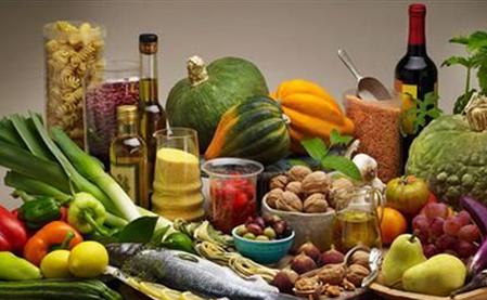 地中海式饮食 预防心血管疾病降低乳腺癌
