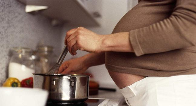 孕妇可以做家务活吗?怎样做更有益看孕周率