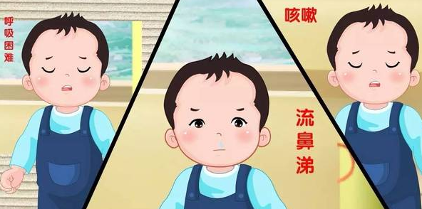 小儿病毒性上呼吸道感染病毒唑注射液滴鼻